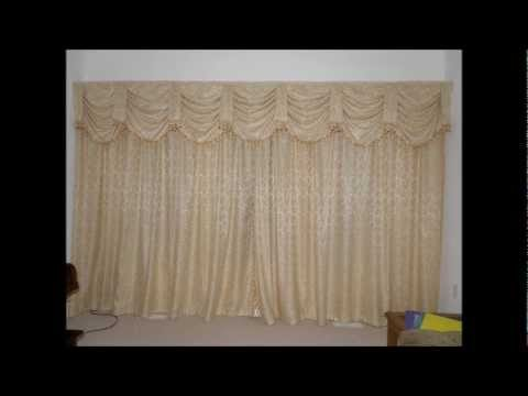 Remote Control Electric  Curtain Track CL200T  Demonstration