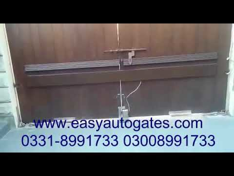 Swing door automatic gate opener Autogate Karachi