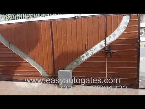 Automatic Sliding Gate Installation & Repair Service