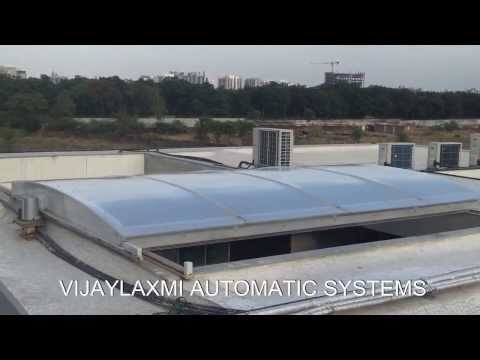 Automatic Sliding Sky Roof (Dom)