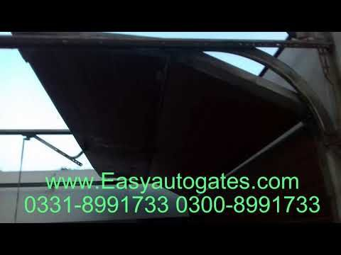 Garage Door Automation Installation Service In All Over Pakistan By Easyautogates