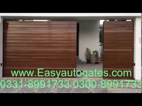 Sliding Gate Automation Installation Service In Pakistan By easyautogates