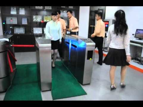 FUJICA Demo Flap baarier&Swing barrier&Tripod Turnstile