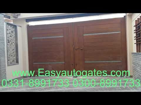 Swing Gate/door Automatic opener Installation Service In Pakistan